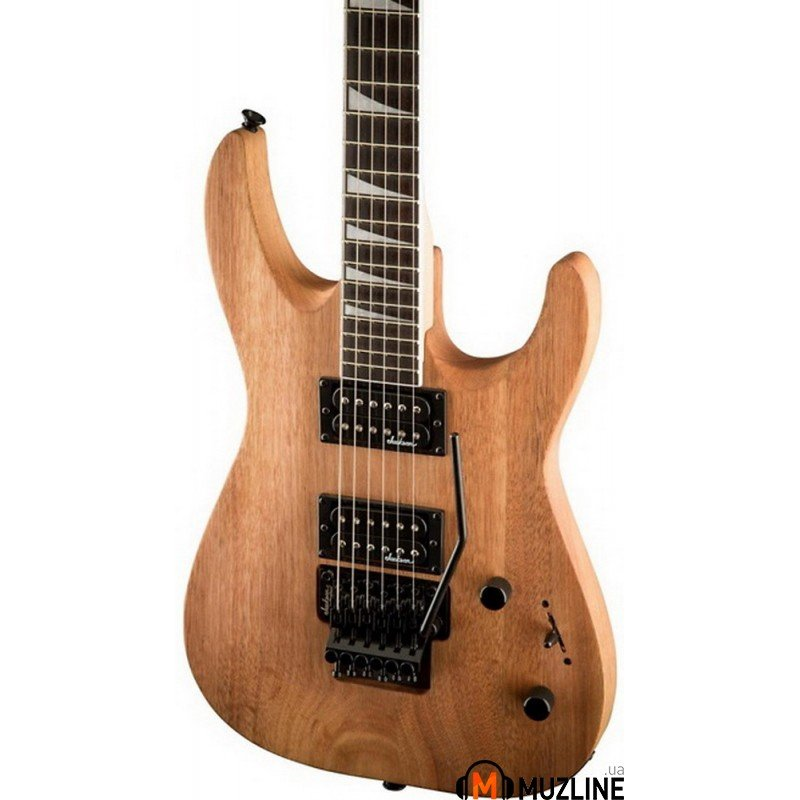 Электрогитара Jackson JS32 Dinky ARCH TOP RW Oiled Natural