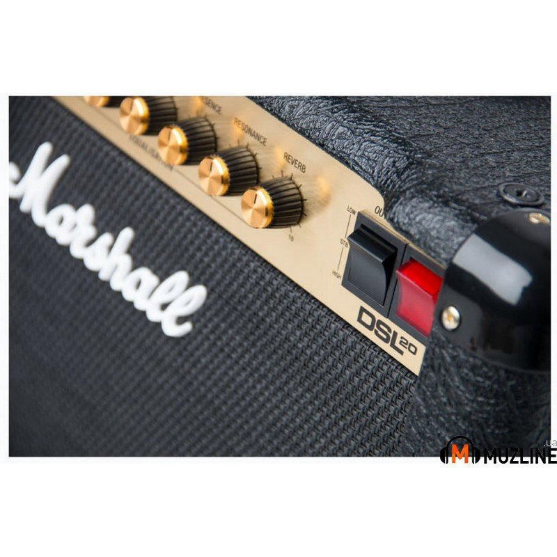 Комбоусилитель для электрогитары Marshall DSL20CR