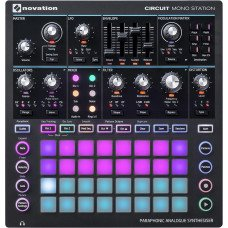 Миди-контроллер Novation Circuit Mono Station
