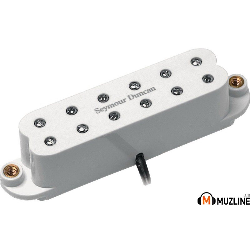 Звукосниматель Seymour Duncan SJBJ-1B JB JR. For Strat White LLT