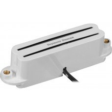Звукосниматель Seymour Duncan SHR-1B Hot Rails For Strat White