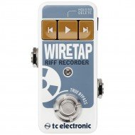 Гитарная педаль TC Electronic WireTap Riff Recorder