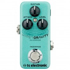 Гитарная педаль TC Electronic HyperGravity Mini Compressor
