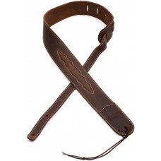Martin 18A0079 Wingtip Guitar Strap Dark Brown