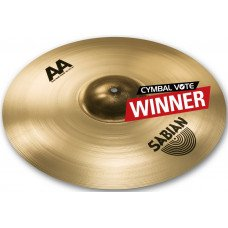 "Crash Sabian 18"" AA Raw Bell Crash Brilliant"