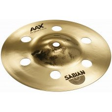 "Sabian 8"" AAX Air Splash Brilliant"