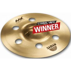 "Sabian 10"" AAX Air Splash Brilliant"