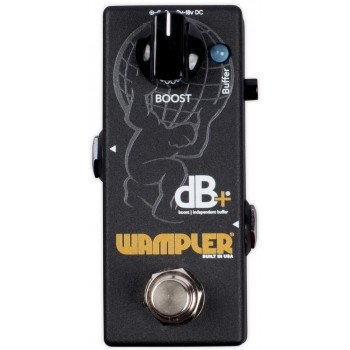 Гитарная педаль Wampler dB+ Boost/Independent Buffer