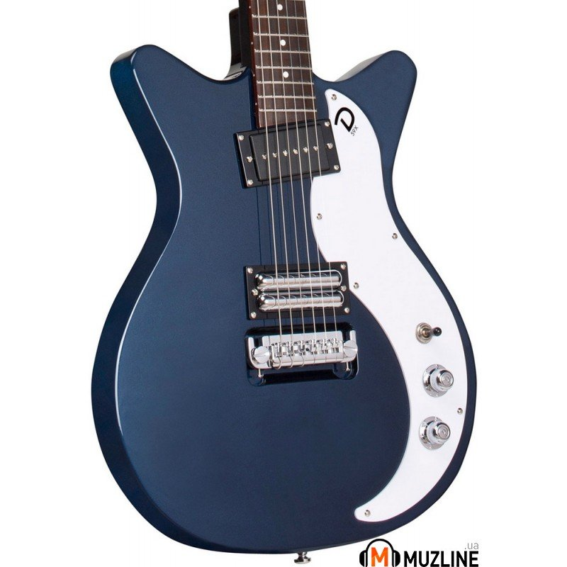Электрогитара Danelectro 59X (Dark Blue)