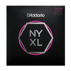 D`Addario NYXL32130SL Reg Light 6 String 32-130