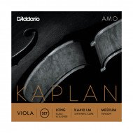 Струны для альта D`Addario KA410 4/4LM Kaplan Amo Viola 4/4 Medium, Long Scale