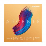 Струны для скрипки D`Addario A310 1/2M Ascenté Violin Strings 1/2M