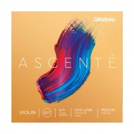 Струны для скрипки D`Addario A310 4/4M Ascenté Violin Strings 4/4M