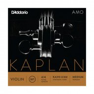 Струны для скрипки D`Addario KA310 4/4M Kaplan Amo Violin Strings 4/4 Medium