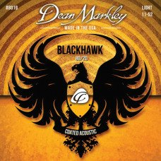 Dean Markley 8019 Blackhawk Acoustic 80/20 Bronze LT 11-52