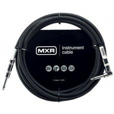 Dunlop DCIS20R MXR Standard Instrument Cable 20ft Straight/Right