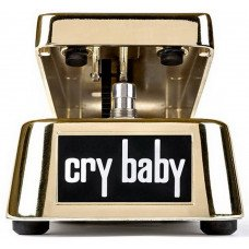 Гитарная педаль Dunlop GCB95G 50TH Anniversary Gold Cry Baby Wah