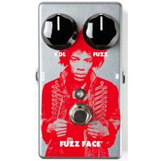 Гитарная педаль Dunlop JHM5 Jimi Hendrix Fuzz Face Distortion