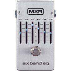 Dunlop M109S MXR Six Band EQ