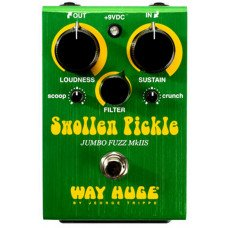 Гитарная педаль Way Huge WHE-401S Swollen Pickle Jumbo Fuzz MkIIS