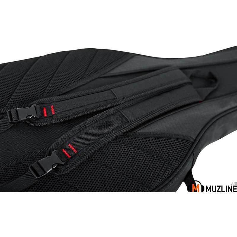 Чехол для бас-гитары Gator GB-4G-BassX2 Dual Bass Guitar Gig Bag