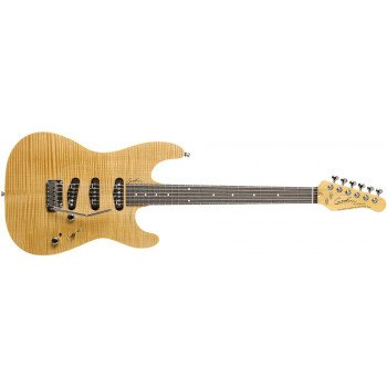 Электрогитара Godin Passion RG3 Natural Flame RN with Tour Case