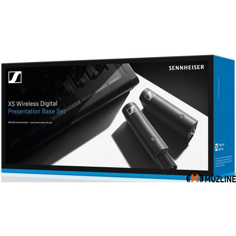Sennheiser XSW-D Presentation Base Set