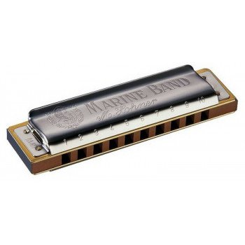 Губная гармошка Hohner Marine Band D-Major