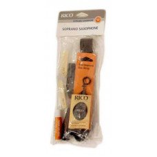 Rico RSMPAKSSX-01 Pack for Soprano Sax