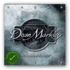 Dean Markley 2505C Nickelsteel Electric Med7 11-60