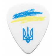 Dunlop 438C.73 Tortex Wedge Custom UKR 0.73
