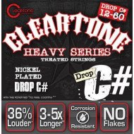 Cleartone 9460 Electric Heavy Series Drop C# 12-60