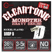 Cleartone 9456 Electric Heavy Series Drop D 11-56