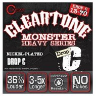 Cleartone 9470 Electric Heavy Series Drop C 13-70