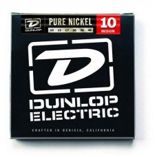 Dunlop DEK1046 Pure Nickel Medium 10-46