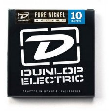 Dunlop DEK1052 Pure Nickel Lt Heavy 10-52