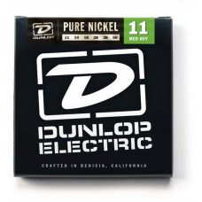 Dunlop DEK1150 Pure Nickel Med Heavy 11-50