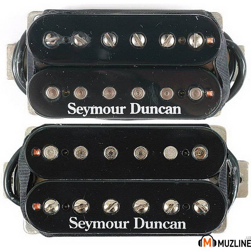 Звукосниматель Seymour Duncan Hot Rodded Humbucker Pickup Set
