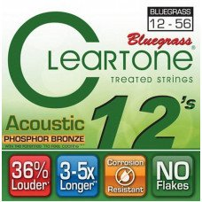 Cleartone 7423 Acoustic Phosphor Bronze Bluegrass 12-56