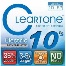 Cleartone 9420 Electric Nickel-Plated Heavy Bottom 10-52