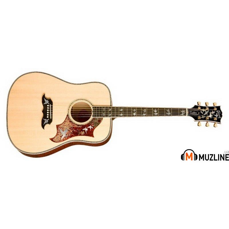 Акустическая гитара Gibson Doves In Flight Dreadnought Limited Edition