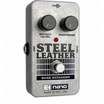 Гитарная педаль Electro-Harmonix Steel Leather
