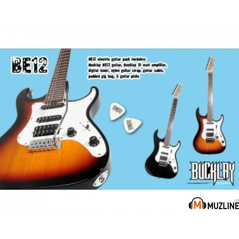 Электрогитара Washburn BE12TSPAKE