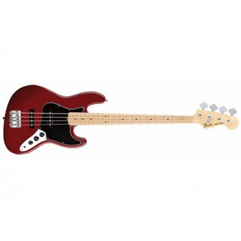 Бас-гитара Fender American Special Jazz Bass MN CAR W/GIG BAG
