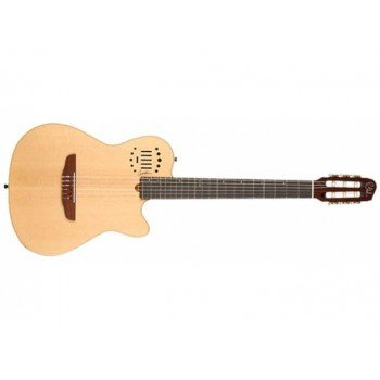 Классическая гитара Godin Multiac Duet Nylon Natural SF with Bag