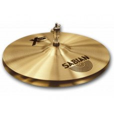 "Sabian 14"" XS20 Rock Hats Brilliant"