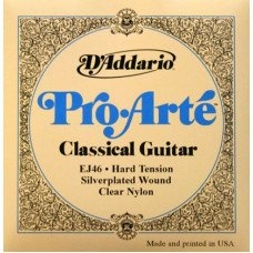 D'Addario EJ46 Pro-Arte Hard Tension
