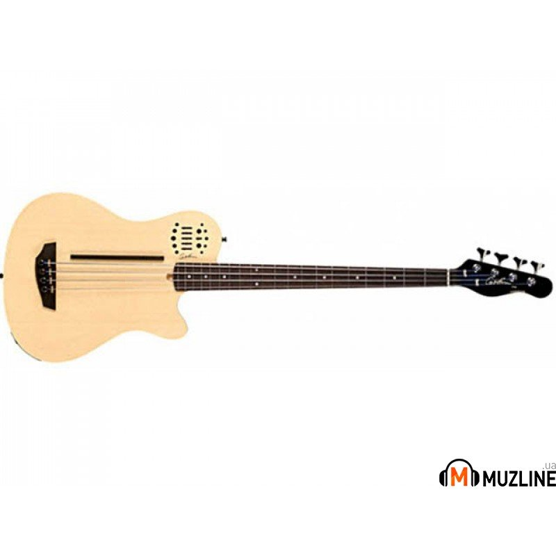 Бас-гитара Godin A4 Natural Fretted SA with Bag