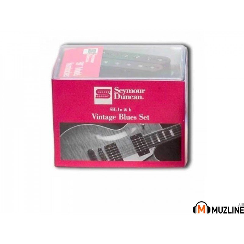 Звукосниматель Seymour Duncan VINTAGE BLUES SET