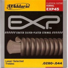 D'Addario EXP45 Classical Normal Tension